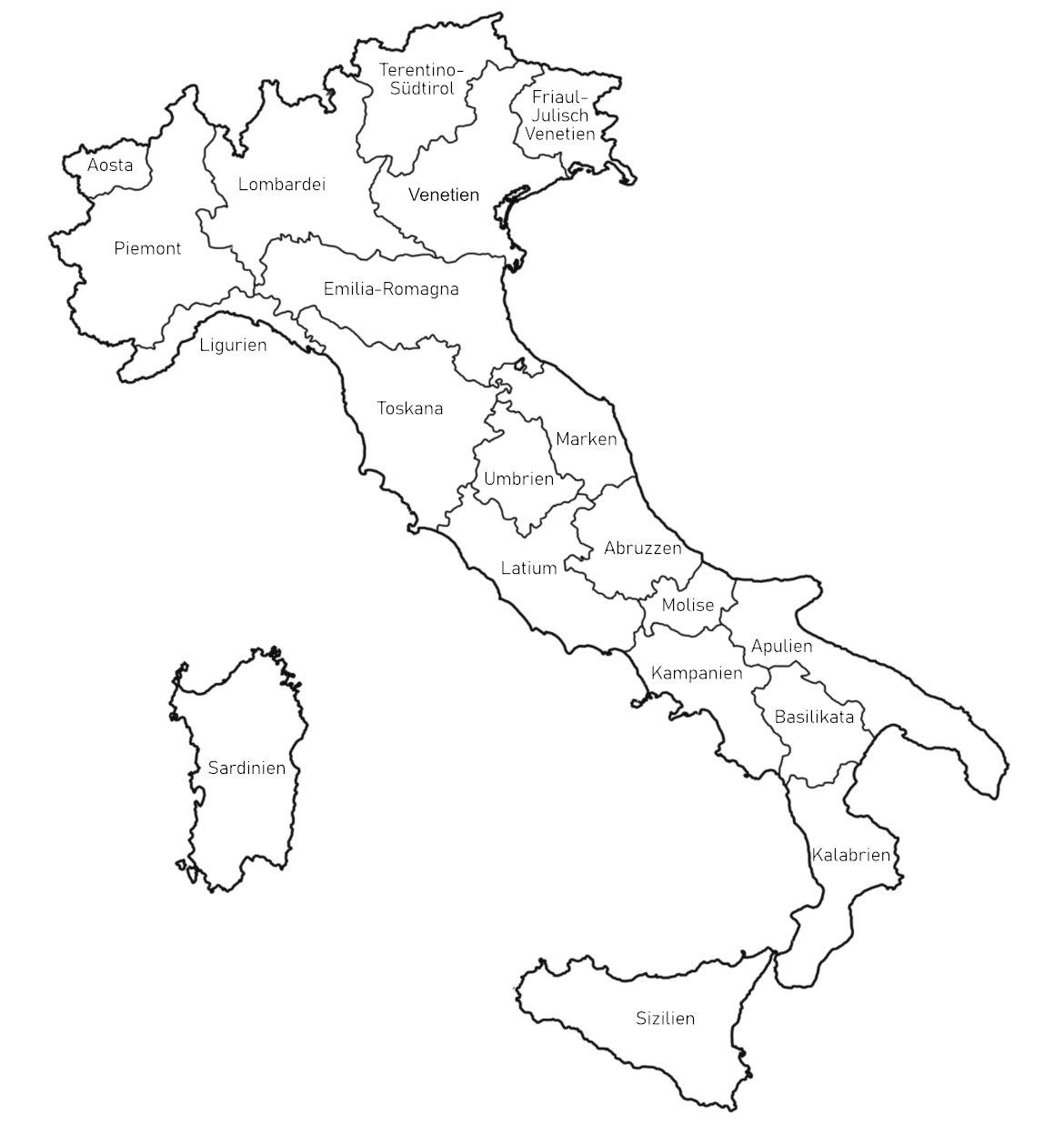 Italien_Karte_Weingebiete